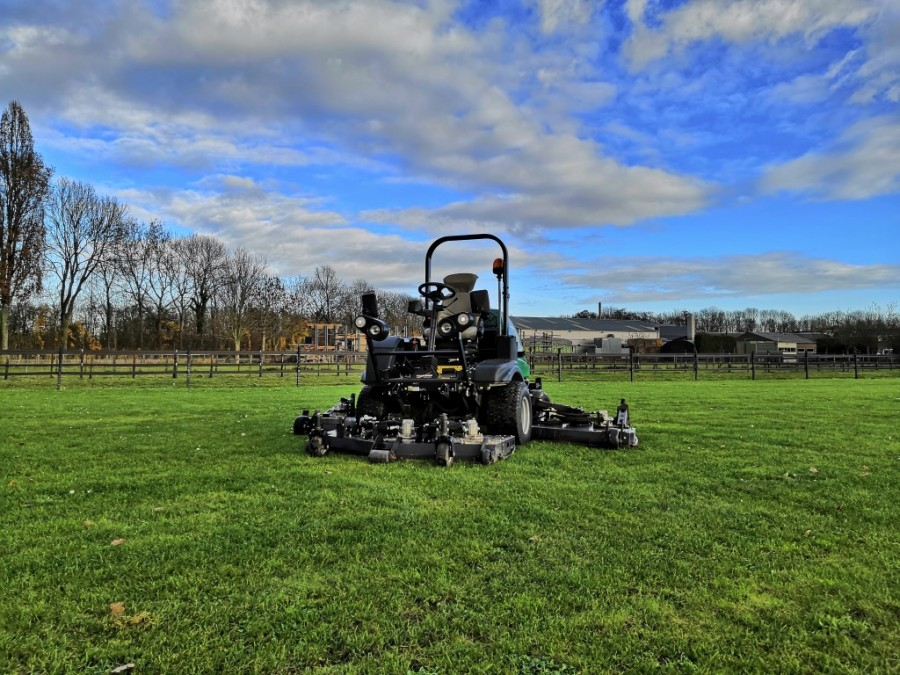 Ransomes MP 493